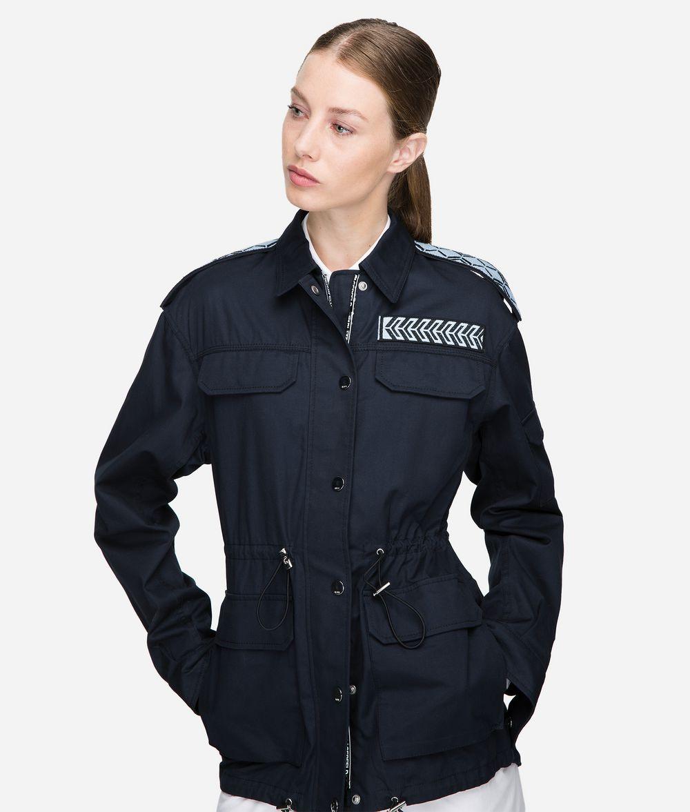 KARL LAGERFELD Safari Jacket Outerwear Woman f