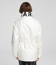 KARL LAGERFELD Technical Down Jacket  9_f