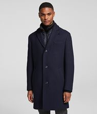 KARL LAGERFELD Coat Man CLASSIC COAT f