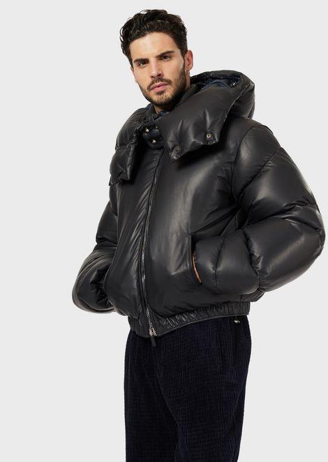 Ropa de abrigo de piel