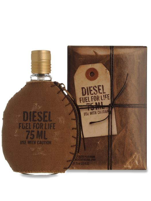 DIESEL FUEL FOR LIFE MAN 75ML Fuel For Life U e