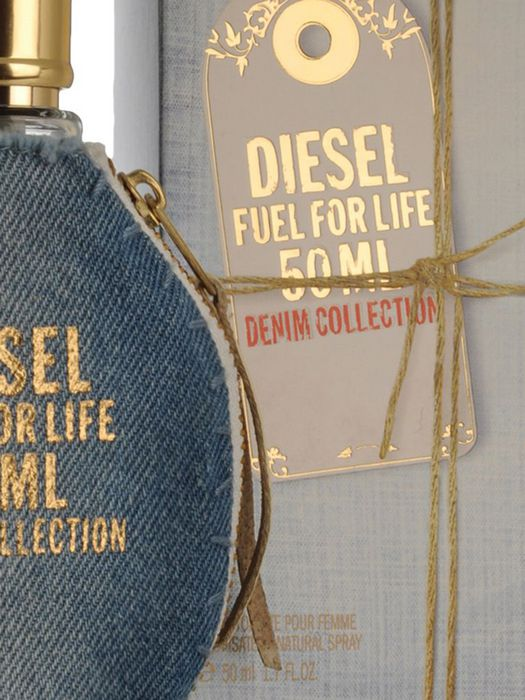 DIESEL FUEL FOR LIFE DENIM COLLECTION Woman 50ml Fragrances D r
