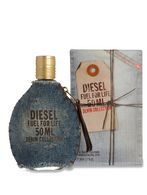 DIESEL FUEL FOR LIFE DENIM Fragrances U e
