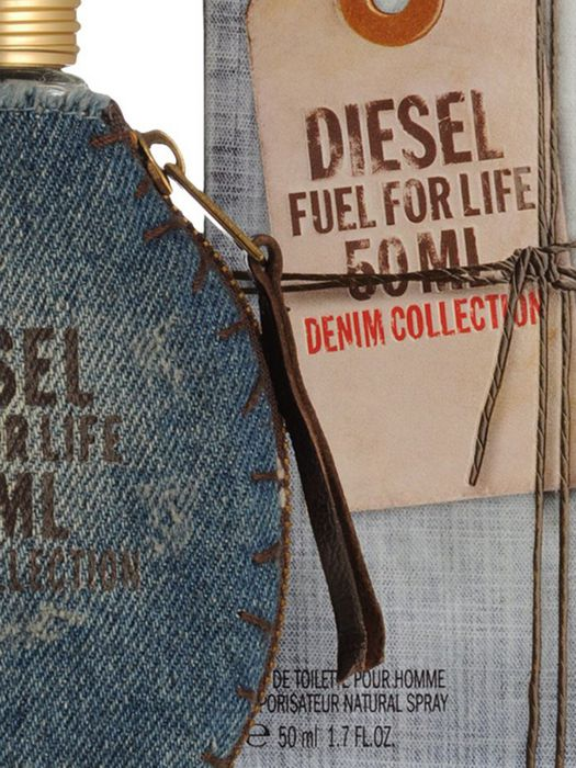 DIESEL FUEL FOR LIFE DENIM Parfum U r