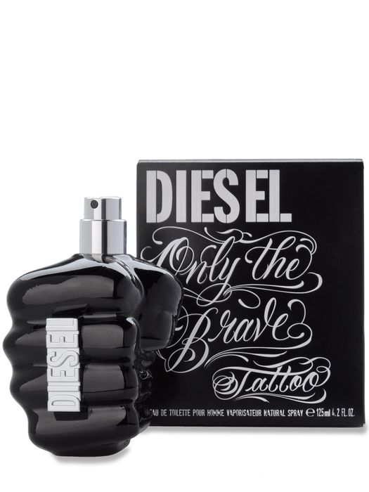 DIESEL ONLY THE BRAVE TATTOO 125ML Fragrances U d