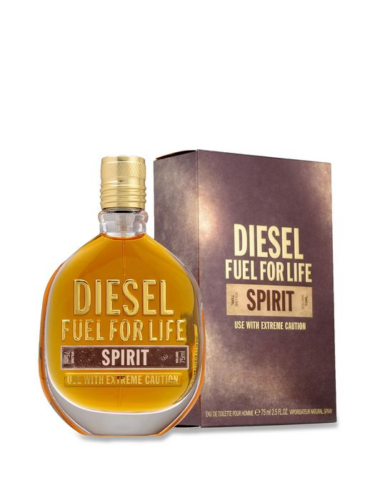 DIESEL FUEL FOR LIFE SPIRIT 75ML Fuel For Life U e