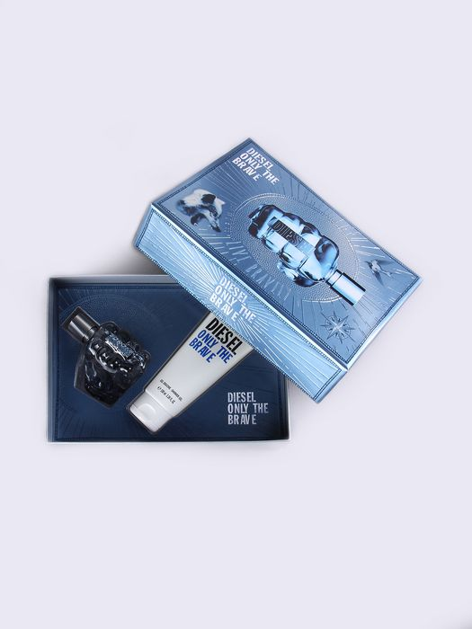 DIESEL ONLY THE BRAVE 50ML GIFT SET Only The Brave U f