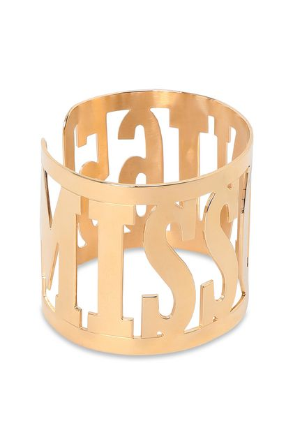 MISSONI Bracelets 65 Gold Woman - Back