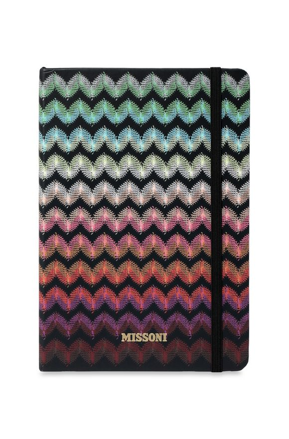 MISSONI Notebook 65 Grün E