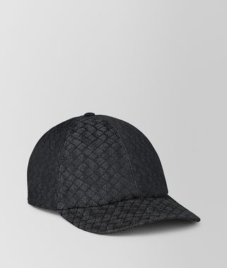 NERO COTTON HAT