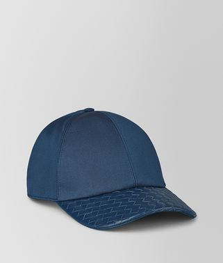 DENIM COTTON/NAPPA HAT