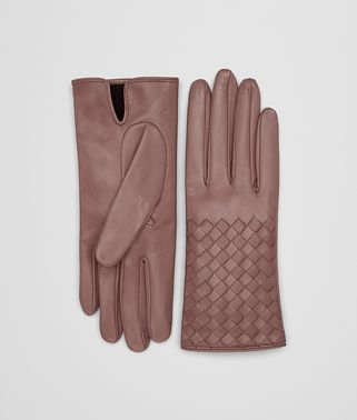 DECO ROSE SHEARLING GLOVES