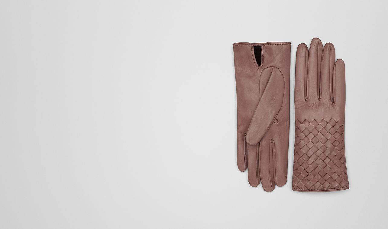 deco rose nappa gloves landing