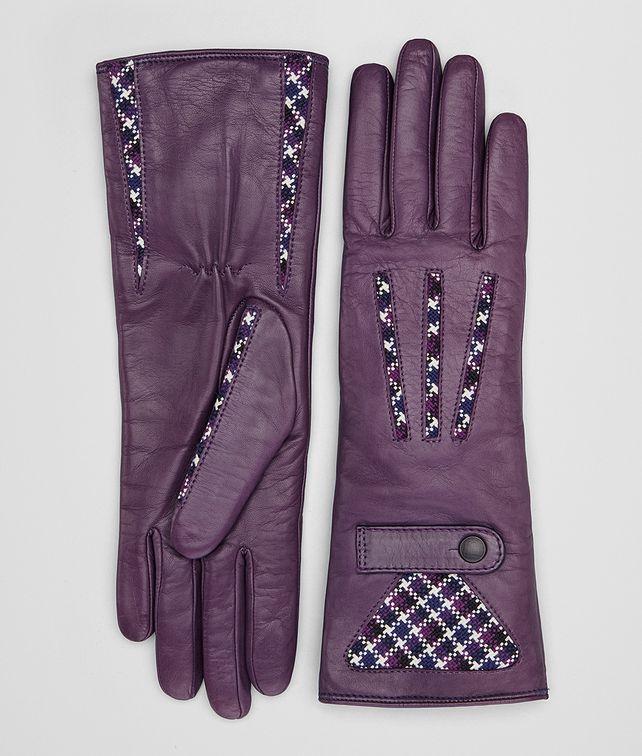 BOTTEGA VENETA GRAPE LAMB GLOVES Hat or gloves [*** pickupInStoreShipping_info ***] fp