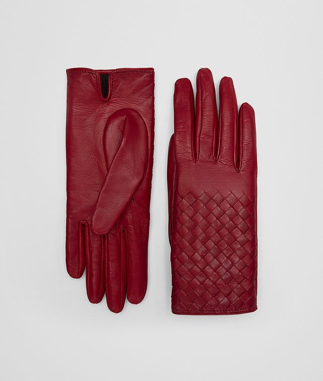 BOTTEGA VENETA GLOVES IN NAPPA Scarves, Gloves & Others Woman fp