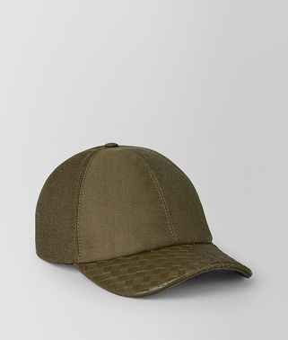 HAT IN COTTON AND NAPPA