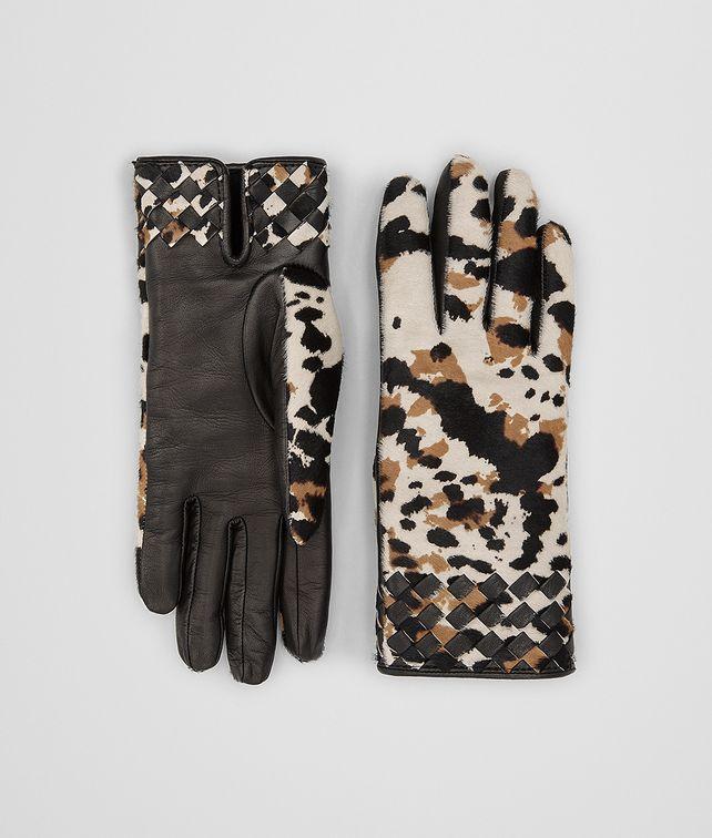 BOTTEGA VENETA GLOVES IN NAPPA AND CALF Hat or gloves [*** pickupInStoreShipping_info ***] fp