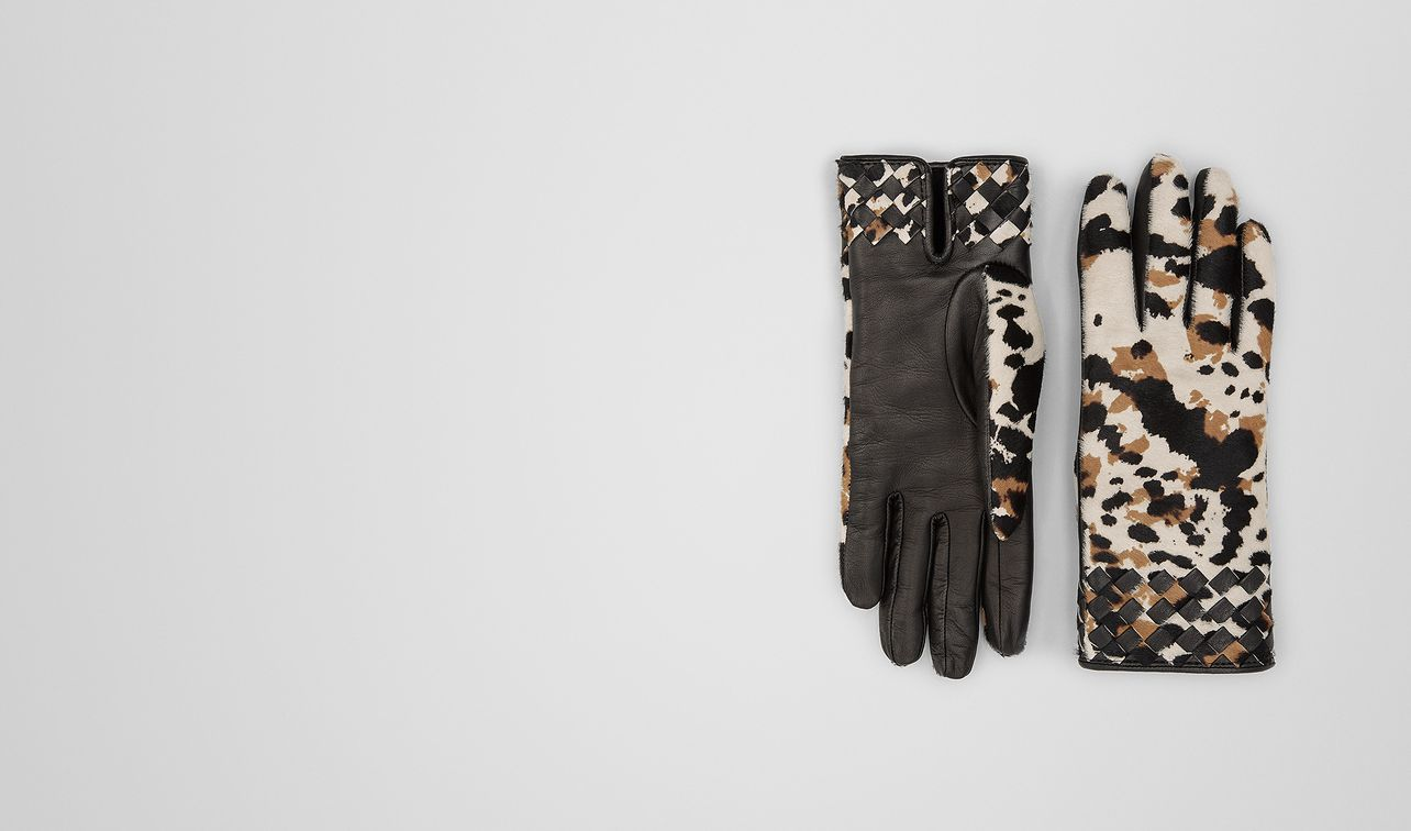 gloves in nappa and calf landing