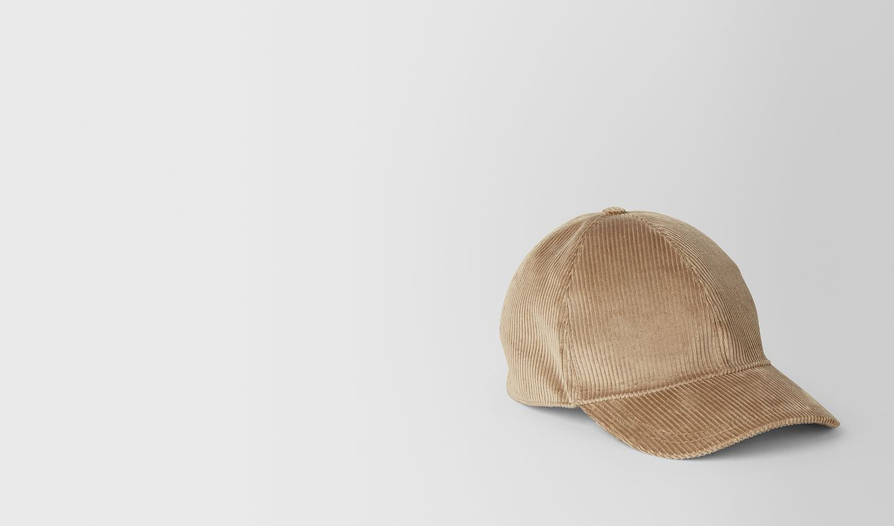 hat in cotton  landing
