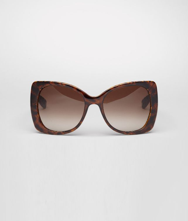 BOTTEGA VENETA Occhiali BV 209/S Havana Brown Shaded Occhiali da Sole D fp