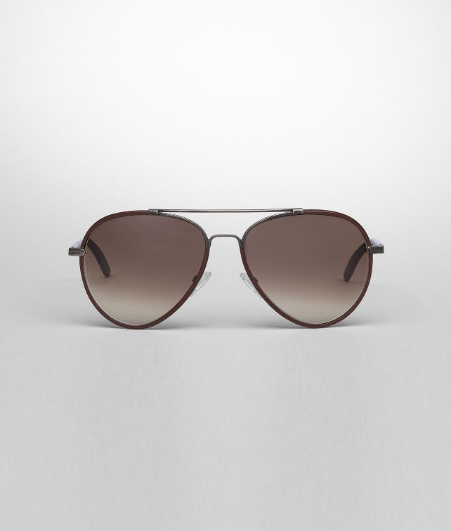 BOTTEGA VENETA Brille 227/S Brown Shaded Sonnenbrille U fp