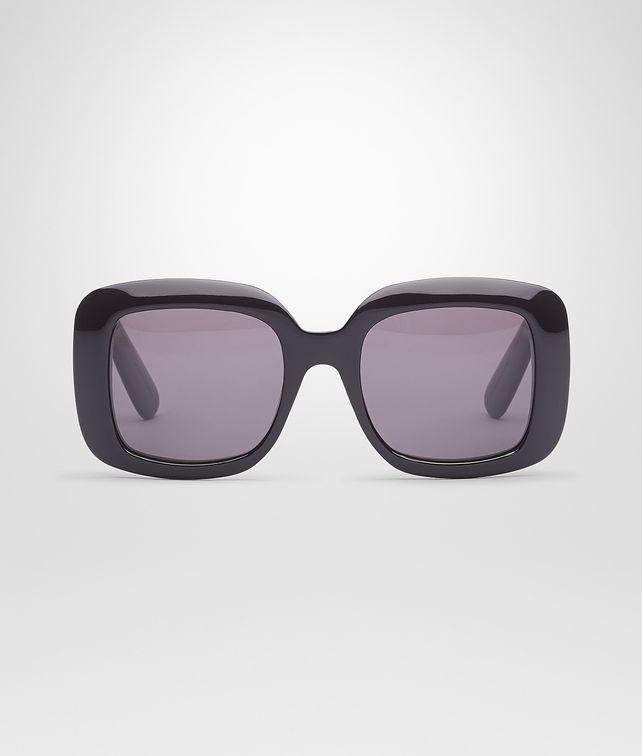 BOTTEGA VENETA Brille BV 1000/S aus Azetat und Leder Sonnenbrille D fp
