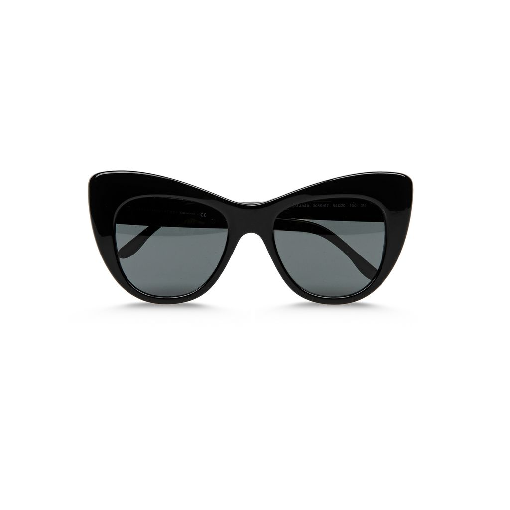 Oversized Cat Eye Sunglasses   - STELLA MCCARTNEY