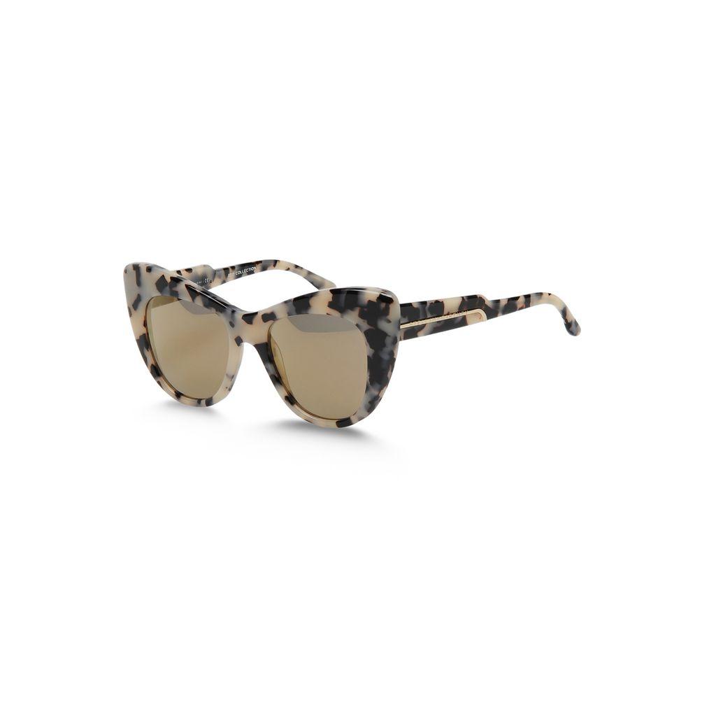 Oversized Cat Eye Sunglasses  - STELLA MCCARTNEY