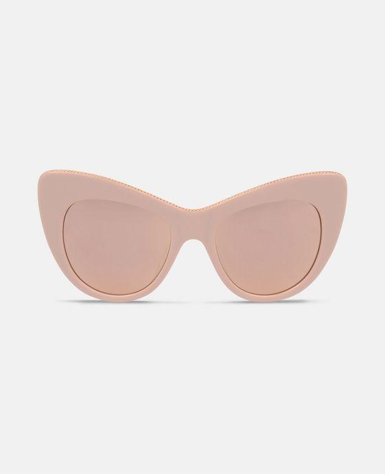 STELLA McCARTNEY Rose Oversized Cat Eye Sunglasses Eyewear D c