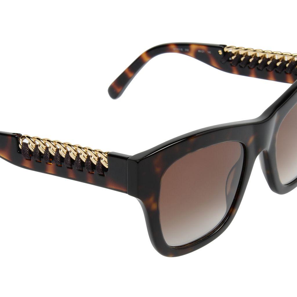 Havana Falabella Square Sunglasses  - STELLA MCCARTNEY