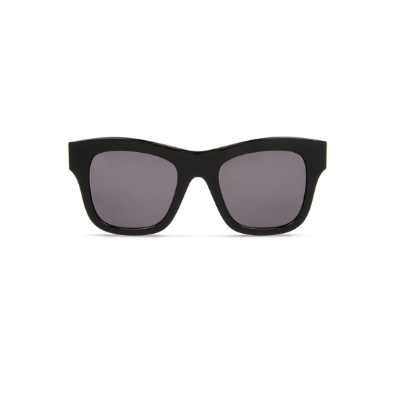 Black Falabella Square Sunglasses