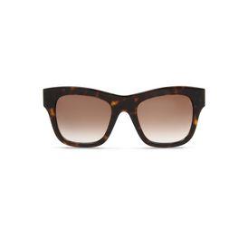 STELLA McCARTNEY Eyewear D Havana Falabella Square Sunglasses f