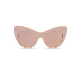 Rose Oversized Cat Eye Sunglasses