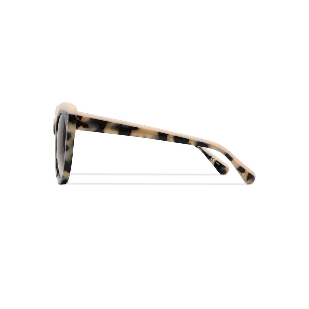 Vintage Havana Oversized Square Sunglasses - STELLA MCCARTNEY