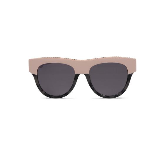 Nude Square Sunglasses
