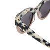 STELLA McCARTNEY White Havana Cat Eye Sunglasses Eyewear D e