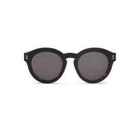 STELLA McCARTNEY Eyewear D Black Oval Sunglasses f