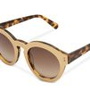STELLA McCARTNEY Rose Oval Sunglasses Eyewear D e