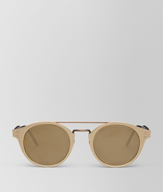 GOLD ALUMINUM SUNGLASSES