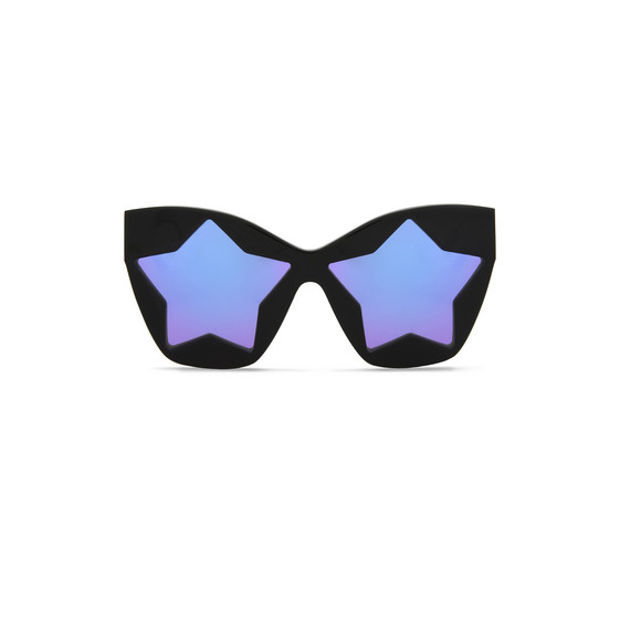 Black Mirror Stars Sunglasses