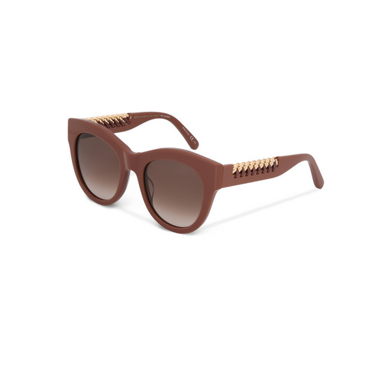 Red Clay Falabella Cat Eye Sunglasses