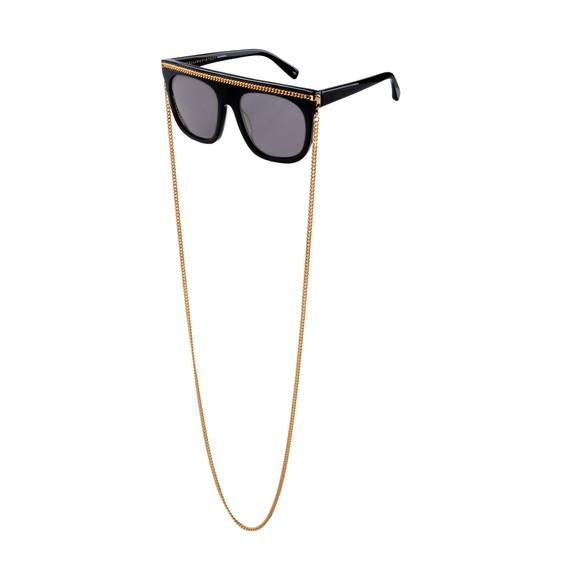 Black Falabella Chain Sunglasses