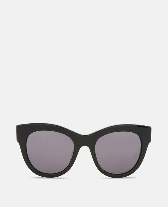 Black Falabella Cat Eye Sunglasses
