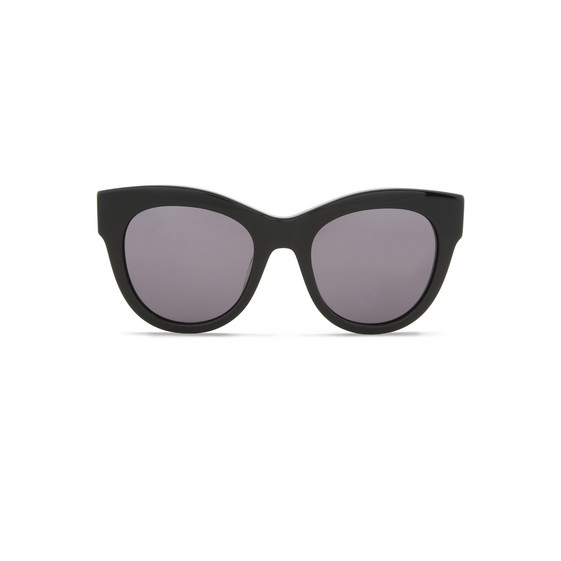 Black Falabella Cat Eye Sunglasses