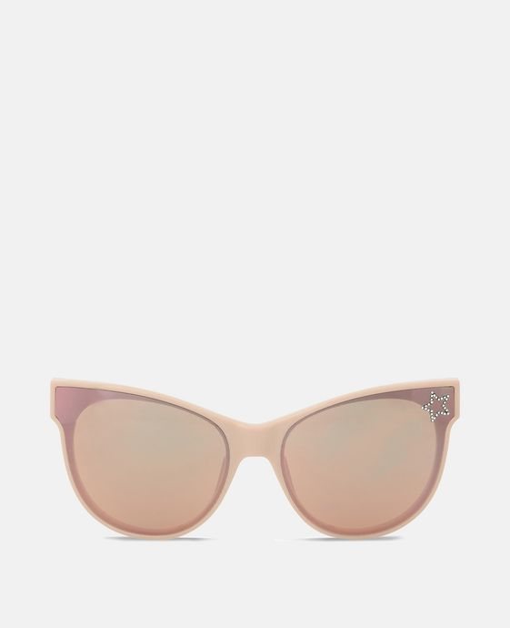 Stella Star Pink Sunglasses
