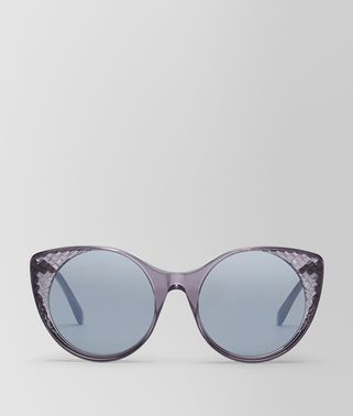 GREY ACETATE SUNGLASSES