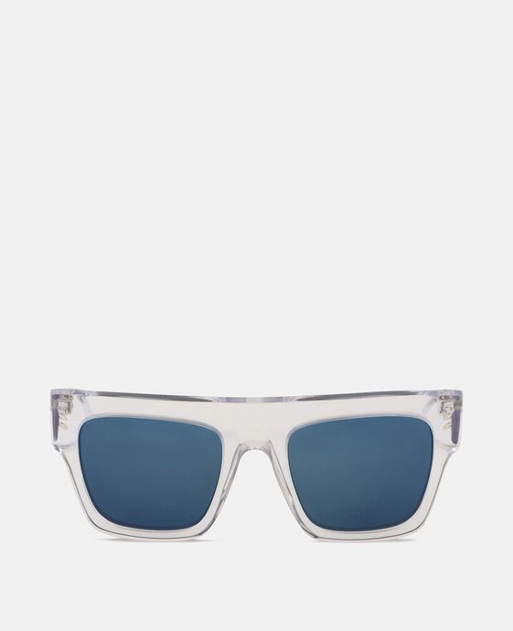 Crystal Transparent Sunglasses