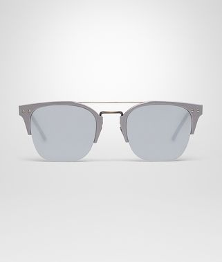 GREY ALUMINIUM SUNGLASSES