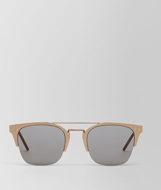 BRONZE ALUMINIUM SUNGLASSES