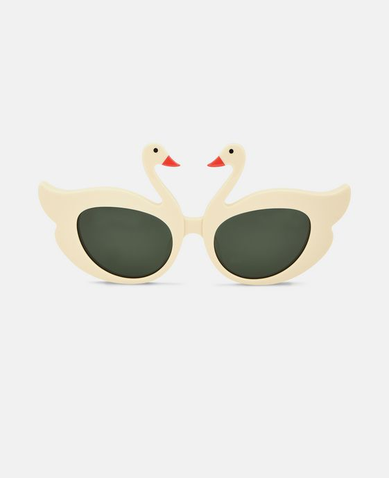 Pink Swan Sunglasses